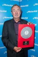 Nick Mason - WaterAid signed print auction, winter 2014