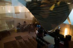 Princeton Pink Floyd conference 2014 - listening room