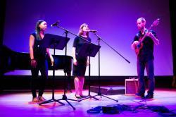 Princeton Pink Floyd Conference 2014 - Sarno, Conlon and Fecu