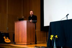 Princeton Pink Floyd Conference 2014 - James Guthrie