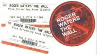 Roger Waters TIFF 2014 premiere
