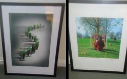 Storm Thorgerson signed Syd Barrett print auctions