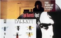 Syd Barrett 180g vinyl releases