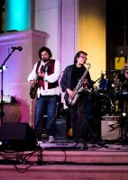 Alan Parsons and Scott Page - September 2014