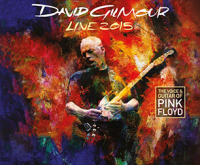 David Gilmour 2015 European Tour
