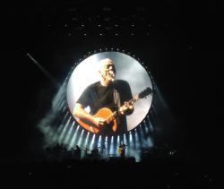 David Gilmour - Buenos Aires, Argentina, December 2015