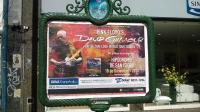 David Gilmour - Buenos Aires, 18 December 2015 poster