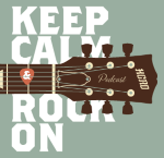 Keep Calm and Rock On podcast