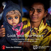 Save The Children - Nepal earthquake fundraising single