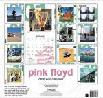 Pink Floyd 2016 Wall Calendar - Wish You Were Here