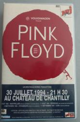 Pink Floyd Chantilly poster, 1994