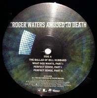 Roger Waters - Amused to Death - 2015 heavyweight vinyl