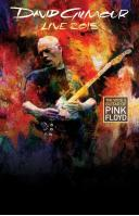 David Gilmour 2015 Live European Tour poster