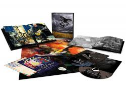 David Gilmour: Rattle That Lock - deluxe CD & DVD/deluxe CD & Blu-ray box set package