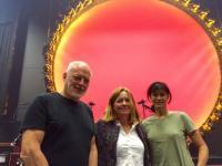 David Gilmour and Polly Samson - BBC R4 Front Row