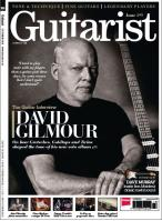 Guitarist issue 399 - David Gilmour interview