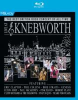 Live At Knebworth SD Blu-ray, featuring Pink Floyd et al