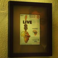 Live 8 ticket