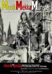 MusikMekkaMunster exhibition poster