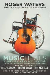 Roger Waters - Music Heals Benefit concert, October 16 2015, Washington DC