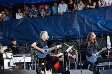 Roger Waters at Newport Folk Festival 2015 (photo: Marie Lopez Photography)