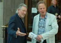 Roger Waters and Joe Boyd - Pink Floyd plaque unveiling in London
