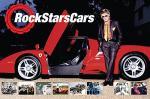 Rock Stars Cars - David Roberts