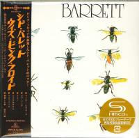 Syd Barrett - Barrett (2015 Japanese SHM-CD mini LP replica)
