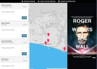 Roger Waters The Wall film screenings website