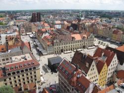 Wroclaw, Poland - Market Square