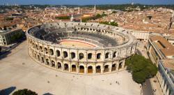 Les Arènes de Nîmes / The Amphitheatre of Nîmes