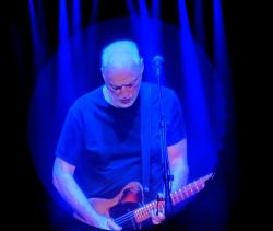 David Gilmour - Radio City Music Hall, April 10 2016