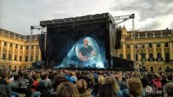 David Gilmour - Vienna, Austria, 27th June 2016