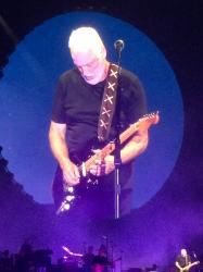 David Gilmour - Tienen, Belgium, 27th July 2016