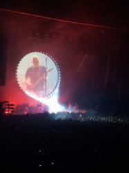 David Gilmour - Tienen, Belgium, 27th July 2016