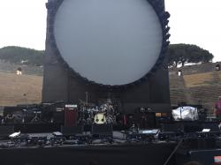 David Gilmour - Pompeii, July 7th, 2016