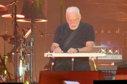 David Gilmour - Arc et Senans, July 2016