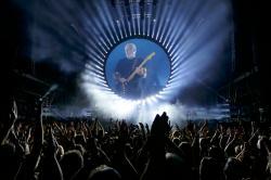 David Gilmour - Arc et Senans, July 2016