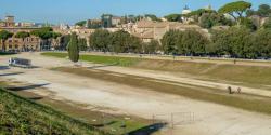 Circo Massimo / Circus Maximus, Rome, Italy