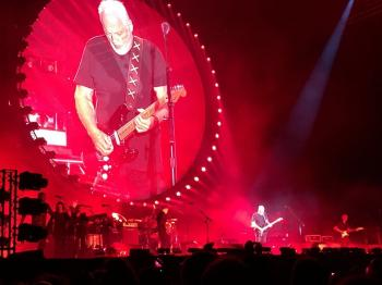 David Gilmour - Tienen, Belgium, 28th July 2016
