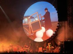 David Gilmour - Chantilly, July 2016