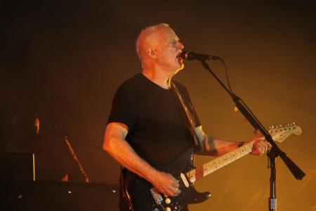David Gilmour - Rome, Italy, 2nd July 2016