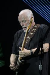 David Gilmour - Rome, Italy, 3rd July 2016