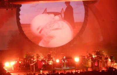 David Gilmour - High Hopes, Hollywood Bowl 25 March 2016