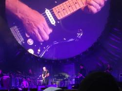 David Gilmour - Chantilly, France, 16th July 2016