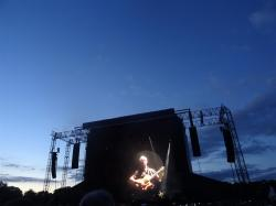 David Gilmour - Chantilly, France, 16th July 2016