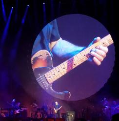 David Gilmour - Verona, Italy, July 11th 2016