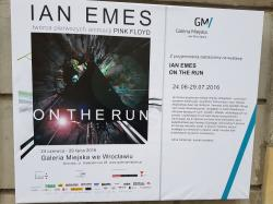 Ian Emes exhibition in Wroclaw, Poland