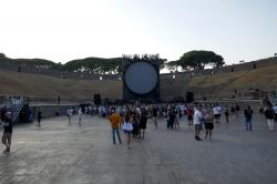 David Gilmour - Pompeii, Italy, 8th July 2016