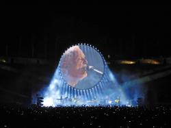 David Gilmour - Anfiteatro di Pompei, 8th July 2016